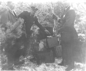 02-06-1958 Chief Foster-rec stolen prop Farmsville Rd