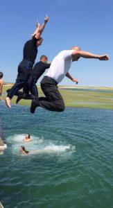 Boardwalk Jump