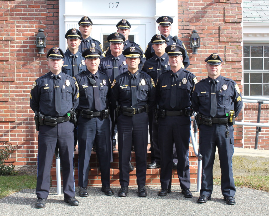 Sandwich Police Department Command Staff