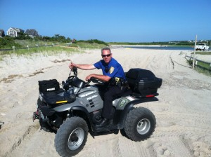 All Terrain Policing Vehicles