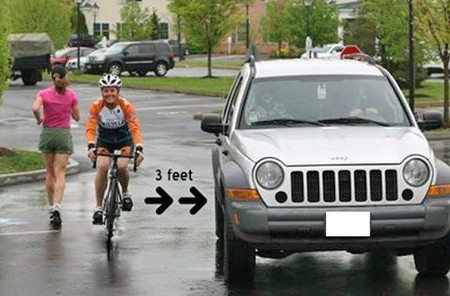 Runner & Bicyclist Safety