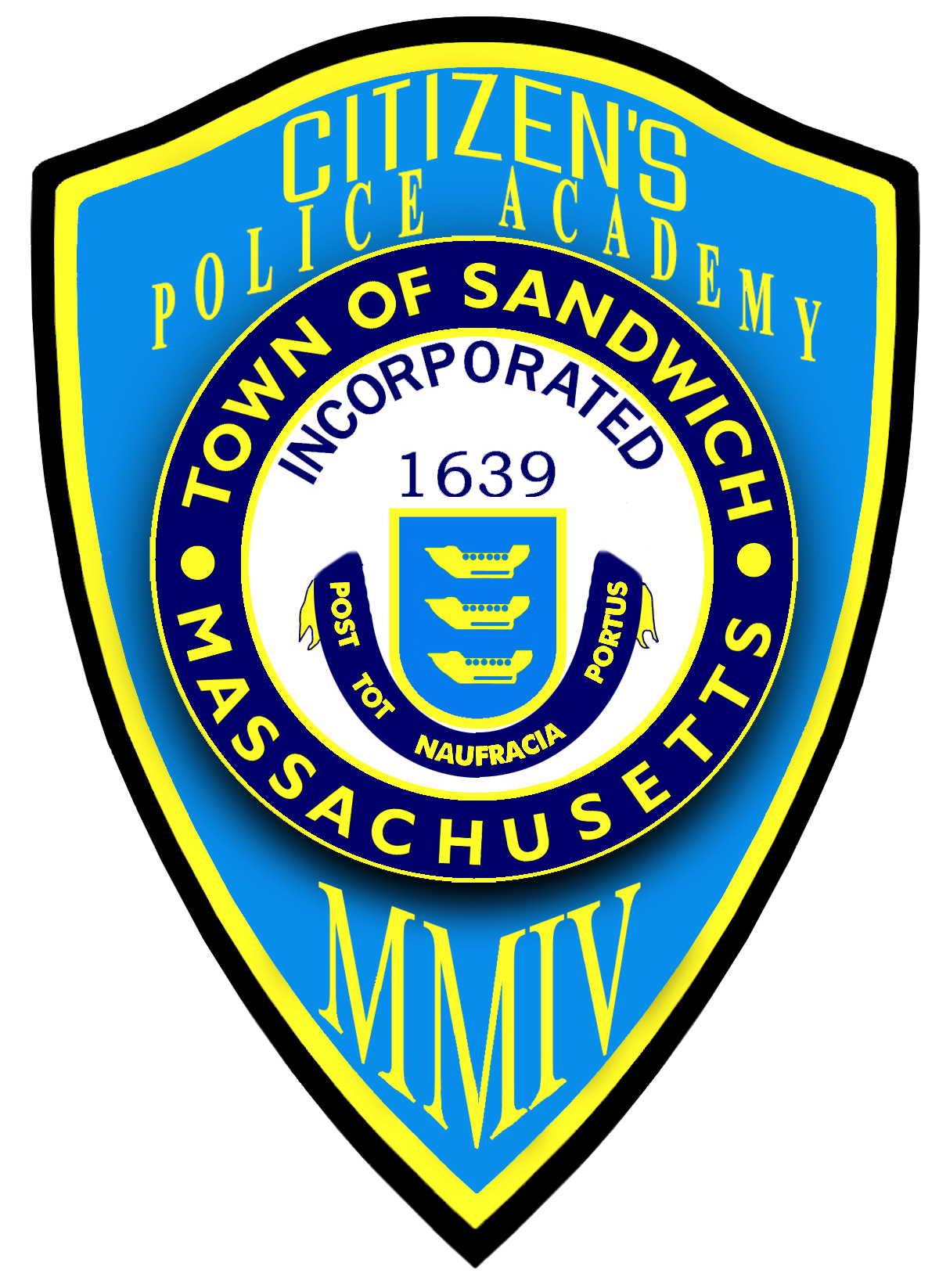 Citizens Police Academy Registration