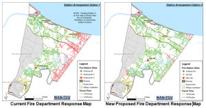 FD Response Maps