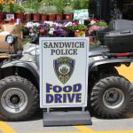 SPD Food Drive