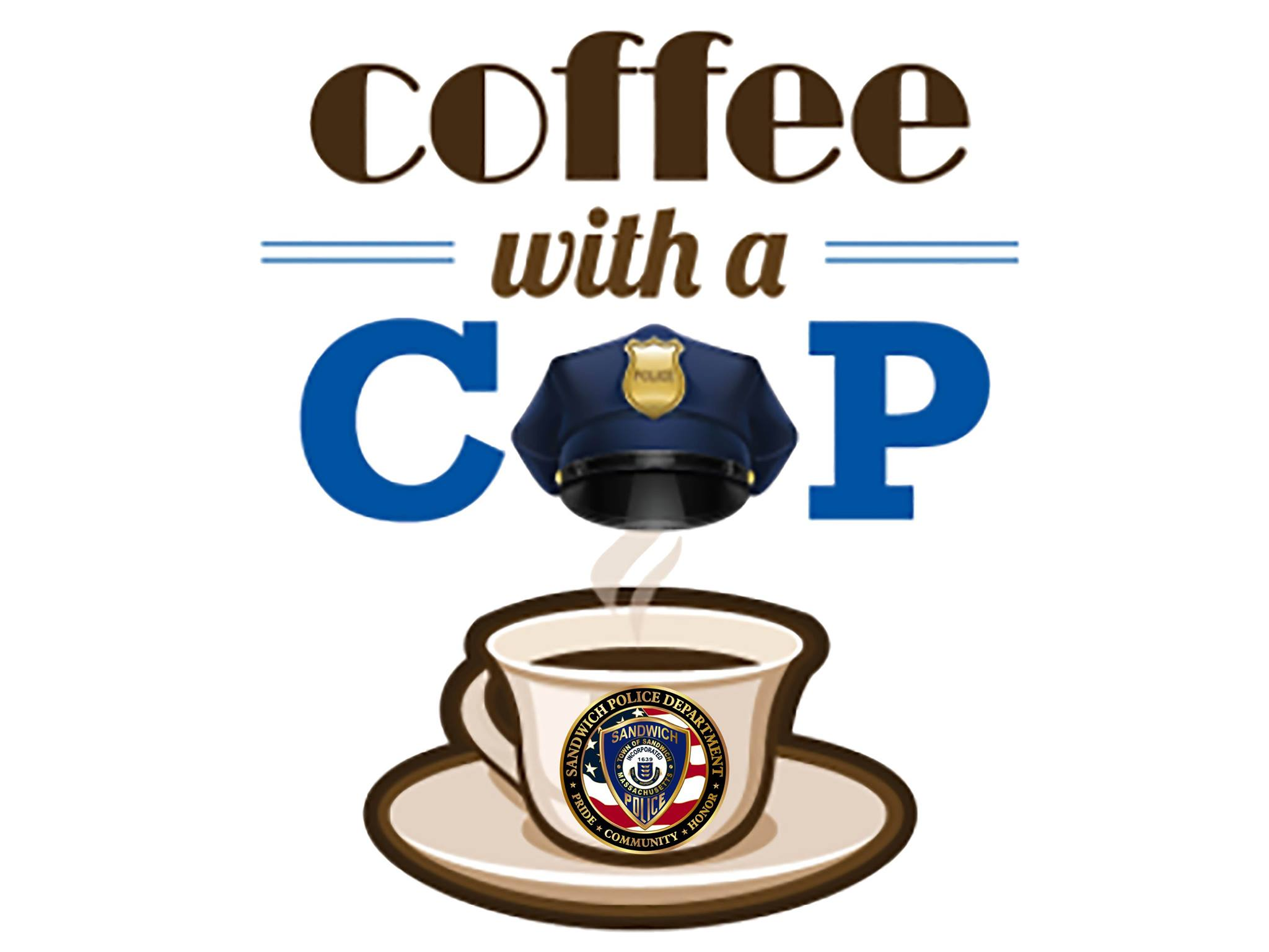 SPD – Coffee w/a Cop