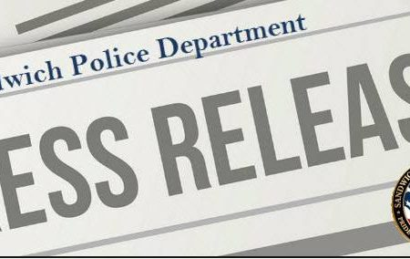 PRESS RELEASE – Sandwich Police Department